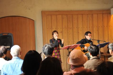 相楽園ライブ 11月10日
